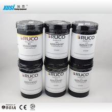 Cheap sale printing ink for screen machine XS-Ruco UV Ink
