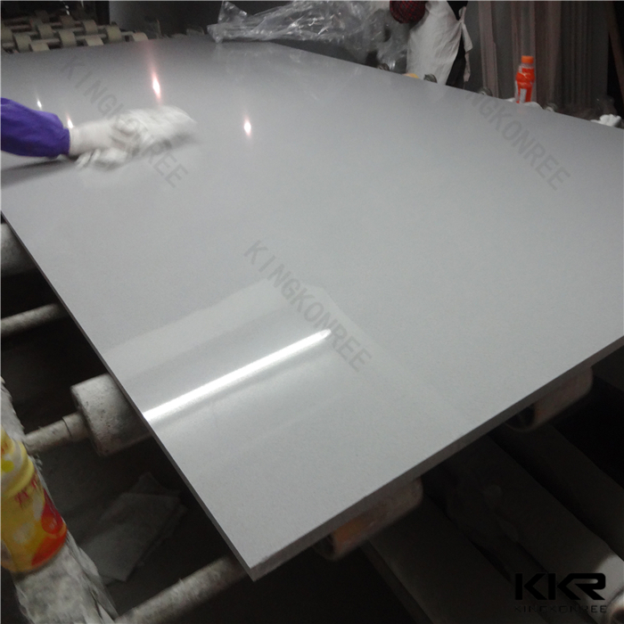 Factory price! Top quality 25mm thick artificial quartz