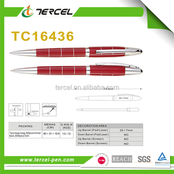 Wholesale china factory brilliant ballpoint pen