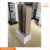 New style Powder Coating MDF Ceramic Tile and Hardwood Flooring Tile Display Stand Box for Showroom