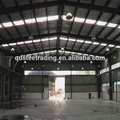 New design steel structure for school building with low price