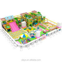 Funny Indoor play ground of Insect theme
