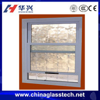 no deformation CE certificate /certified push up window