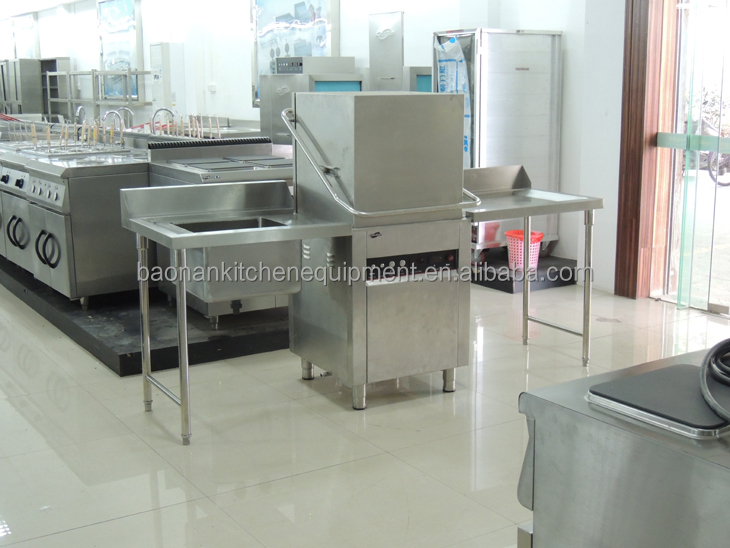 Hotel Restaurant Dishwasher Commercial Use For Kitchen (304 Quality Dish Washer)
