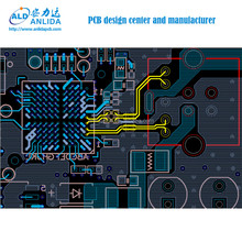 Fabrication accept assembly electronic usb 3.0 pcb board layout design