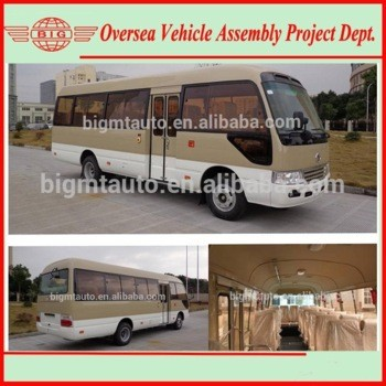 CKZ6720K Replica Toyota Old School Buses for Sale