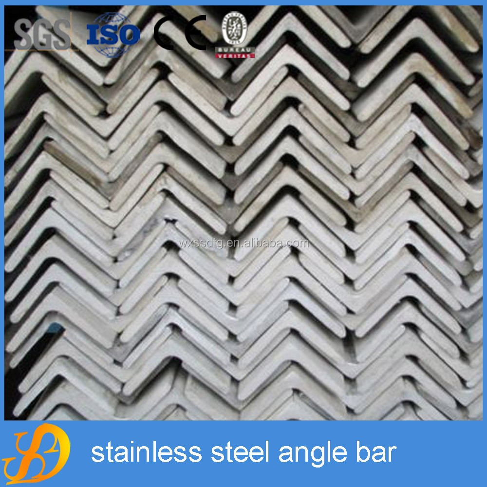 8mm finish 304 no.1 surafce waterproof perforated stainless steel angle bar price list