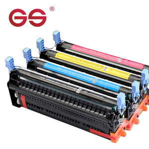 GS brand high quality toner cartridge compatible for hp 5500 5550