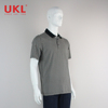 Wholesale Special Pattern Design Sports Polo Shirt for Man