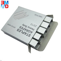 Galvanized 13mm office heavy duty stapler staples 23 13