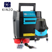 10mw kinzo three proof Laser Level 4V1h OEM Green beam
