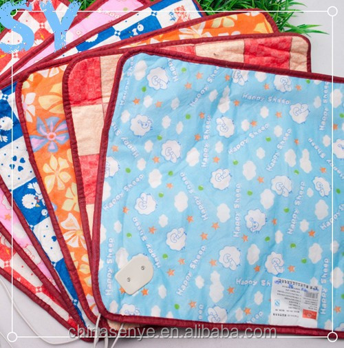 Pet supplies pet blanket puppy blanket heating pad heating pad small dogs and cats battery heated pet mat