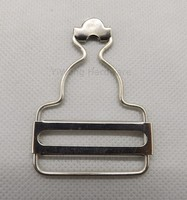 factory direct sale promotion hardware suspender buckles