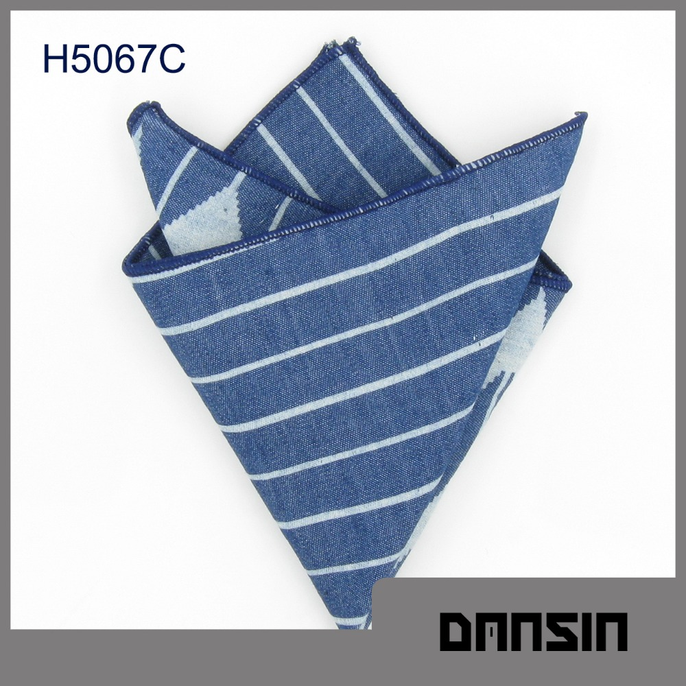 Fashion Designl High Quality Cotton Handkerchief