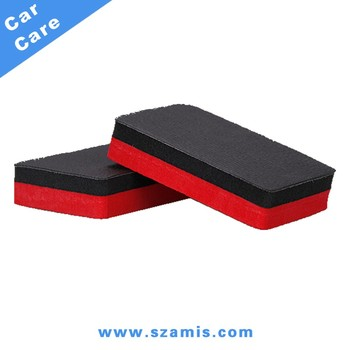 China Factory Wholesale Speedy Quality Clay Bar Foam EVA Car Wash Sponge