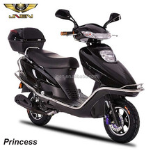 PRINCESS 150CC 2016 top sell classic model gasoline scooter with 4 stroke power than 125cc motorcycles with EEC DOT