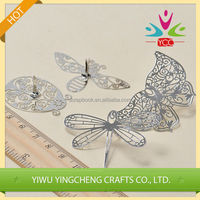 High quality Insect decorative brads/metal home decor craft brad