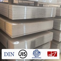 Tianjin tear drop chequered steel plate