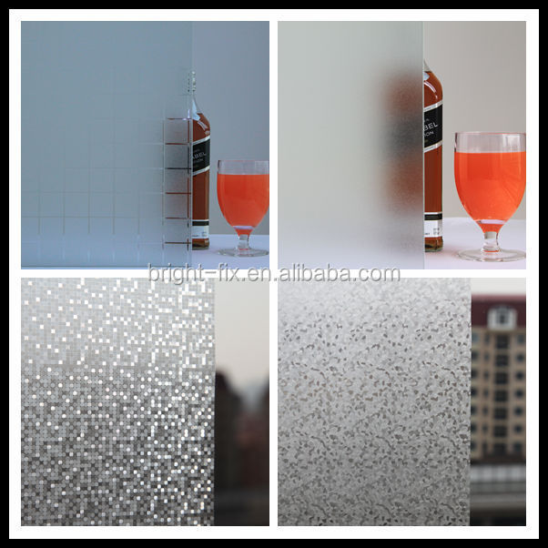 Anti Static Glass : Glass anti uv static film full color custom cling