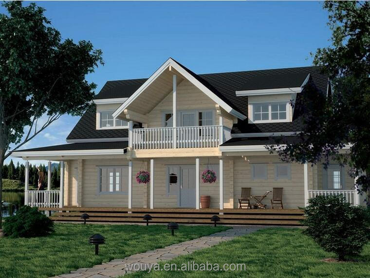 High Quality Low Cost Prefabricated Wood Houses Prefabricated Building Houses Finland Log House