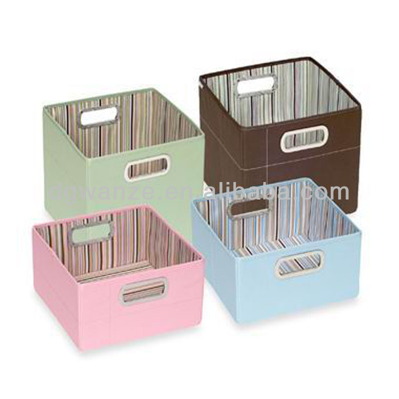 High quality professional fabric storage box for home storage&organization