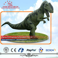 Outdoor garden Equipment, Amusement Park Life Size Simulation Animatronic Dinosaur