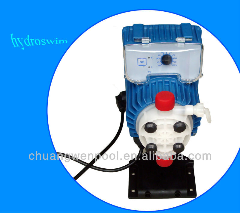 High quality swimming pool equipment -----chemical dosing pump -