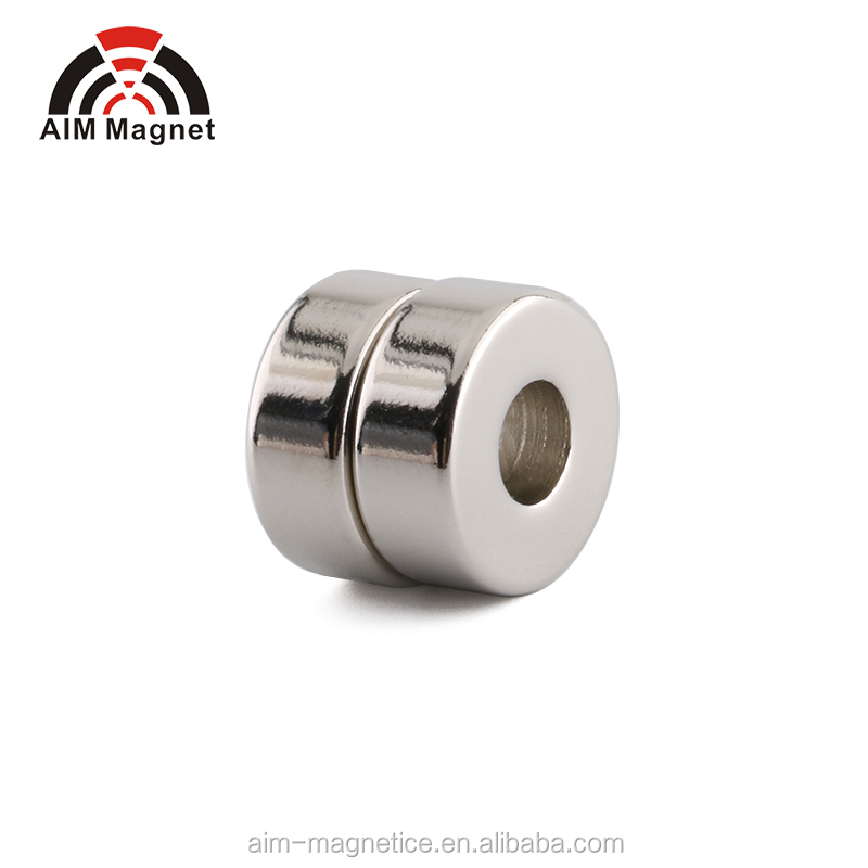 Radial Magnetization Strong Ring Ndfeb magnets