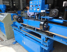 PE/PP corrugated hose machine