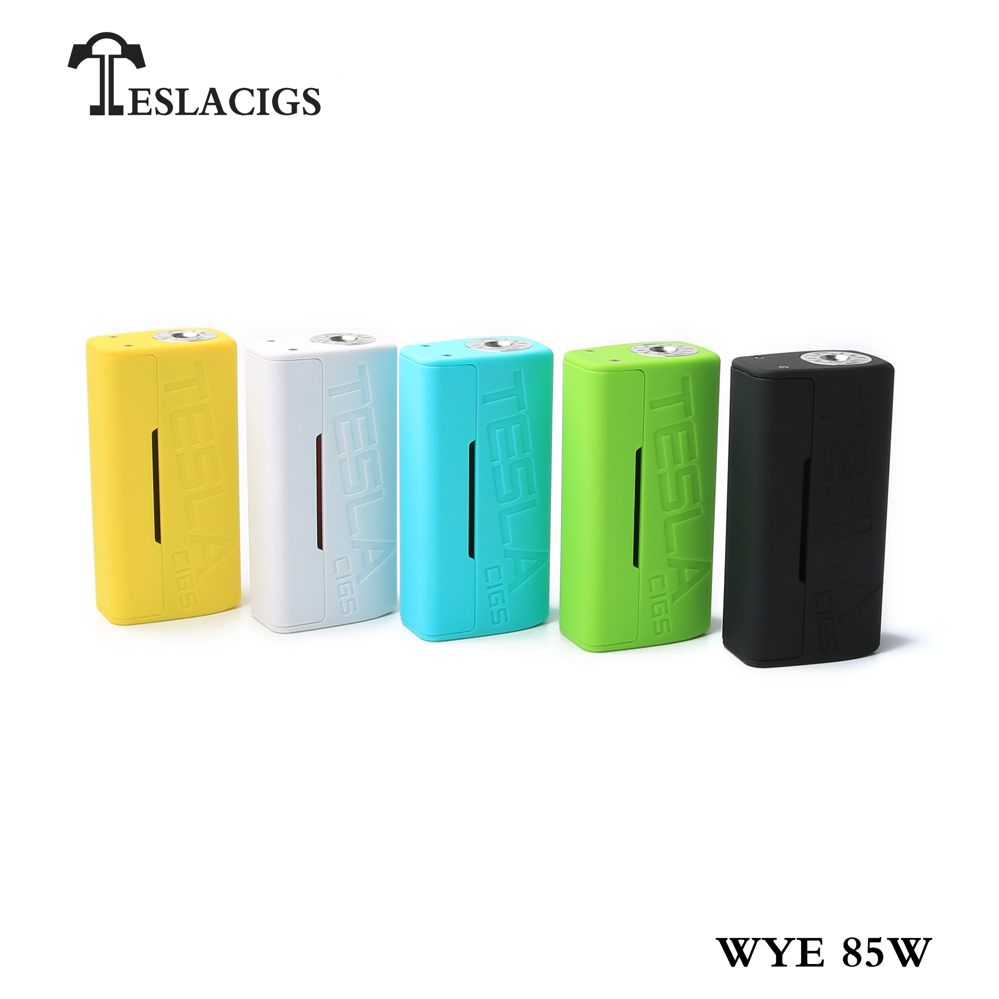 Newest small power Tesla WYE 85w advanced box mod