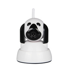 Cute dog p2p WiFi IP Camera Intelligent 720P Motion Detection Wifi Intelligent 720P Motion Detection Wifi Wireless CCTV