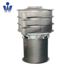 vibrating flour sieve with CE certificates