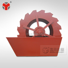 2017 China factory directly ISO CE SGS approved silica sand washing machine
