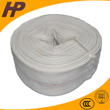 2015 Good Quality Canvas Surface Rubber Lining Fire Fighting Hose