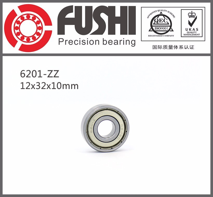 Factory Directly Supply Deep Groove Ball Bearing 6201