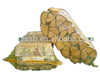 Professional /Raw material leno mesh bag for firewood