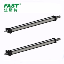 Dual Mode Tire Forming Standard Hydraulic Ram Chrome Cylinder
