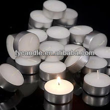 aluminum tealight cups/massage candle /candle in jakarta