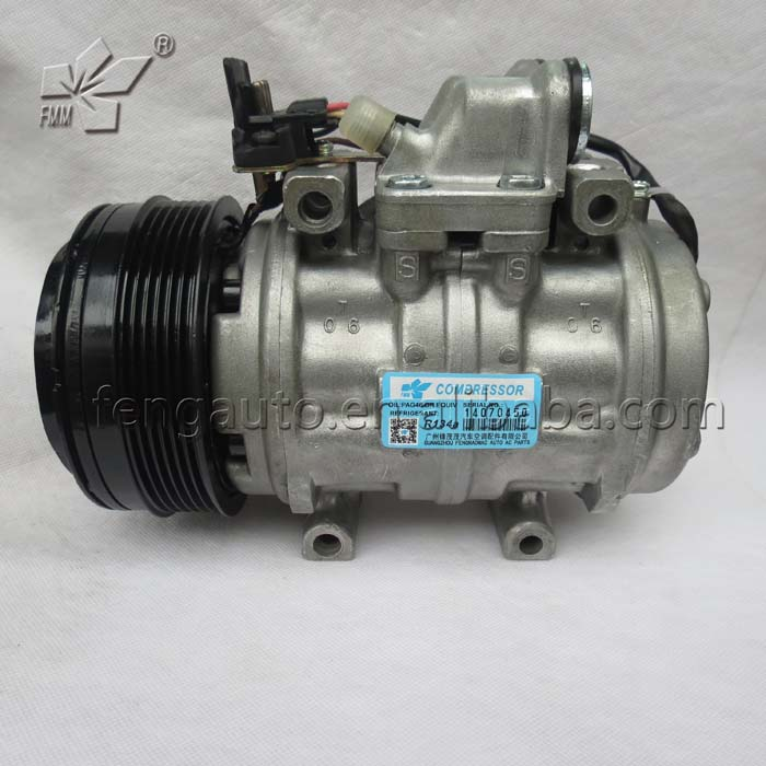003-131-9501 003-131-7001 Air ac compressor for Mercedes Benz W201 <strong>W124</strong> W126