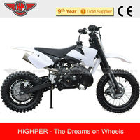 2013 High Quality 50cc pit bike dirt bike for Kids with CE