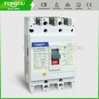 TOS1 CM1 series 3P/4P 63A-1600A MCCB circuit breaker with A grade quality and good price