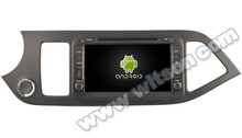 WITSON Quad Core CPU Android 4.4 FOR KIA MORNING PICANTO 2012 CAR STEREO WITH 16GB WiFi 3G 1080P Mirror Link DVR Camera