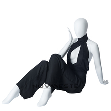 cheap faceless sitting female mannequin for sale JULIE-5