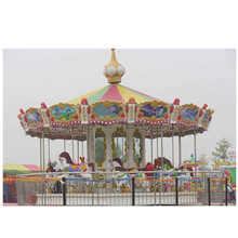theme park rides merry go round kids carousel for sale