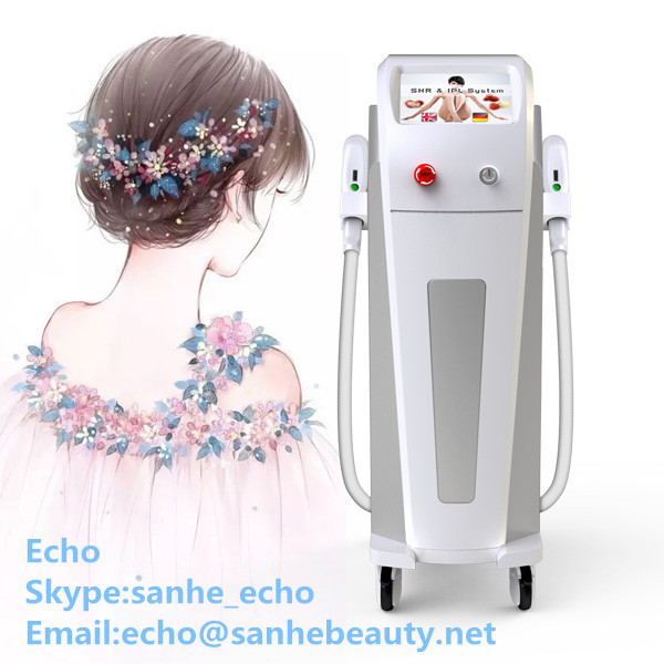 2016 best 3000W Power ipl photofacial machine for IPL hair removal