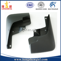 Used Motorcycles Car Fender Plastic Mudguard for Jinbei Car