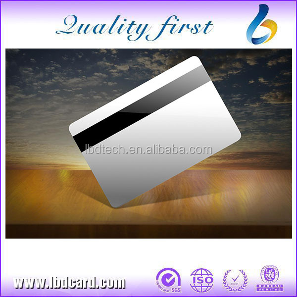 Hot Sale Competitive Price Low-Cost Proximity Card, Bulk Blank Magnetic RFID Cards China
