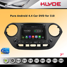 Car DVD Player With USB / Car Half DIN In-Dash DIVX/MP3/CD/DVD Player+USB/SD Slot player for I10