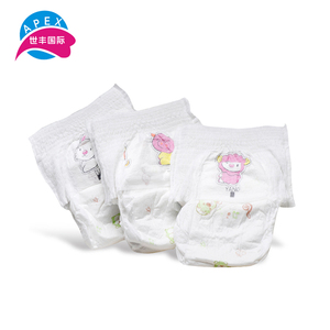 Competitive price suitable non woven baby pull pants diaper