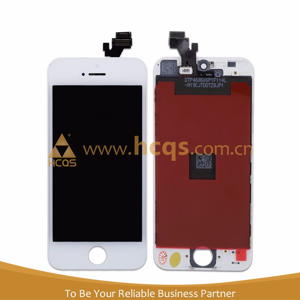 OEM quality original lcd screen for apple iphone 5